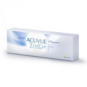 1-DAY ACUVUE® TruEye®: 1-Tageslinsen, sphärisch, 30er Box von Johnson&Johnson