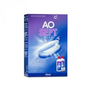 AOSEPT® Plus, 2 x 360 ml, Peroxidsystem von Alcon