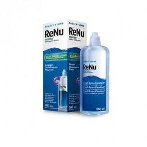 ReNu® MultiPlus® Flight Pack, 2 x 60 ml + 2 Behälter + ZipBag, All-In-One Lösung von Bausch+Lomb