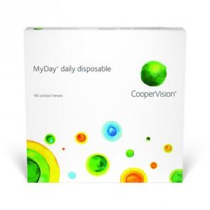MyDay®: 1-Tageslinsen, sphärisch, 90er Box von CooperVision