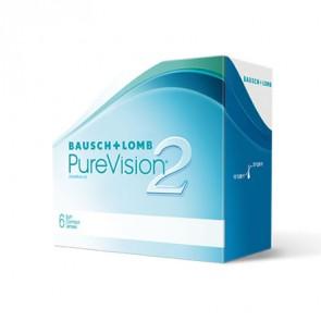 PureVision® 2 HD: Monatslinsen, sphärisch, 6er Box von Bausch+Lomb